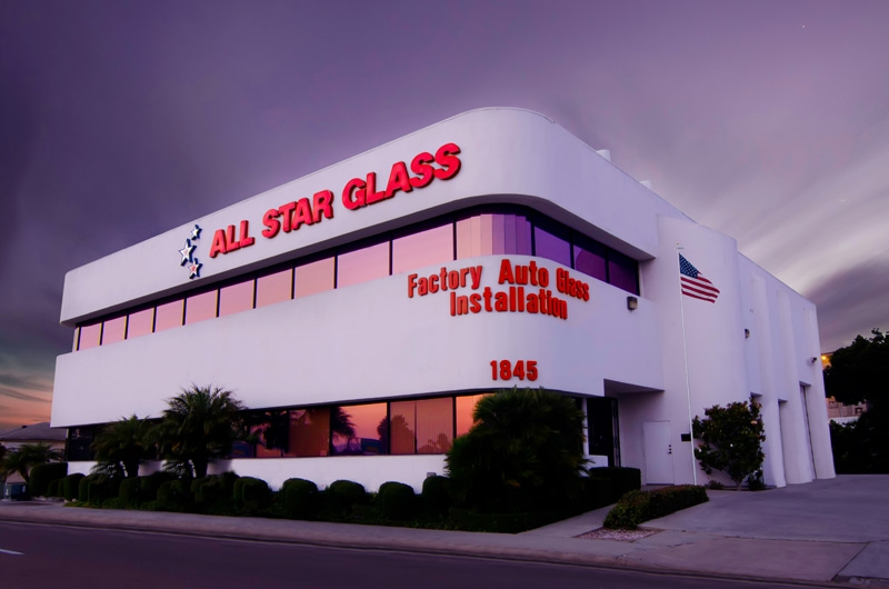 All Star Glass Corporate Office - Small